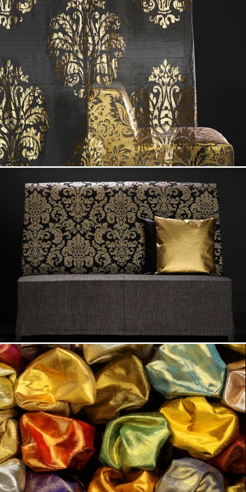 Gold - Unique Fabrics
