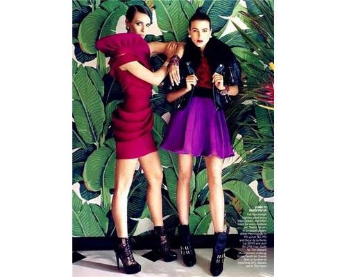 Vogue Tropical Image