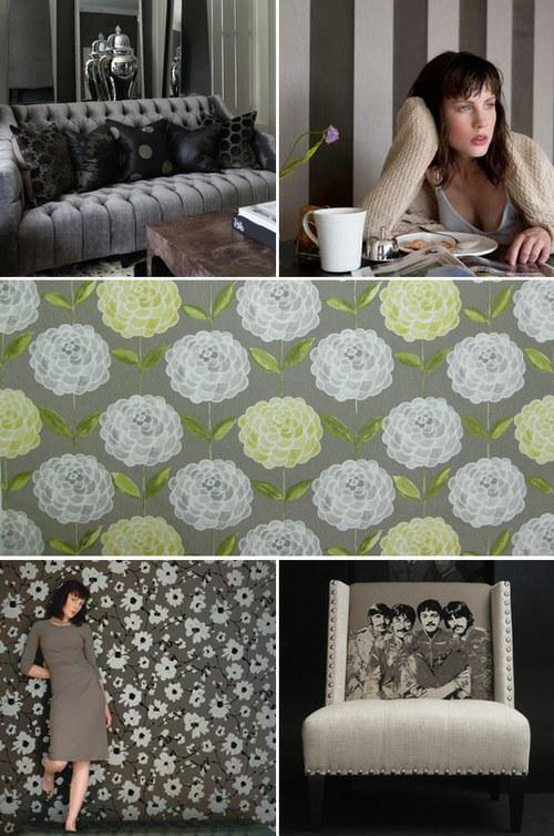 Grey Textiles Unique Fabrics