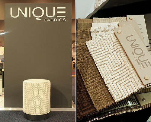 Unique Fabrics Lounge