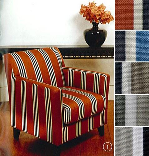Daishi Chair - Unique Fabrics