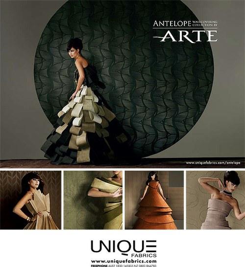 Antelope Unique Fabrics