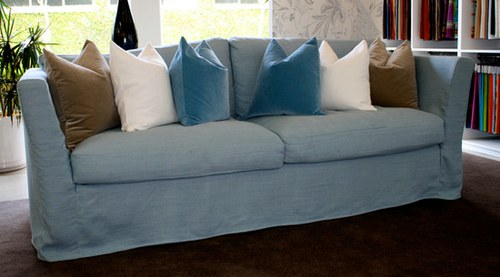 St Germain Sofa Unique Fabrics