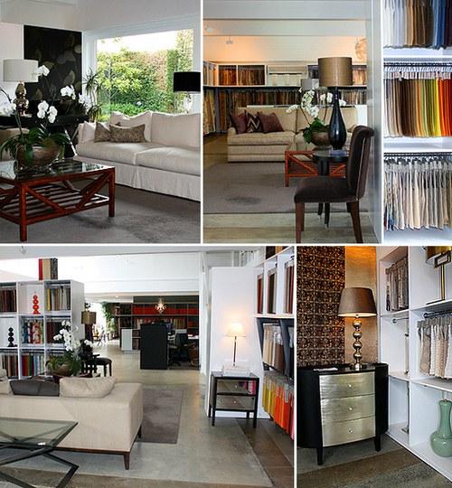 Unique Fabrics Auckland Showroom