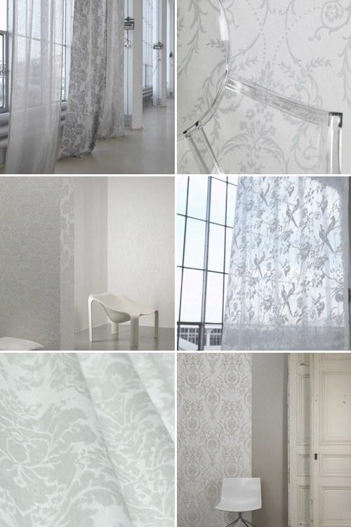 Unique Fabrics White Textiles