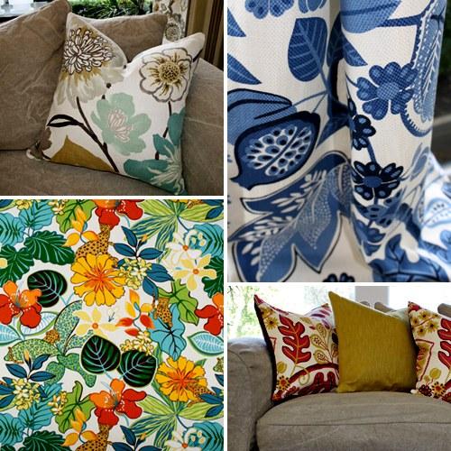 Calypso Collection Unique Fabrics