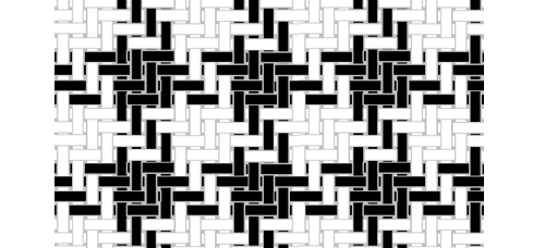 diagram houndstooth