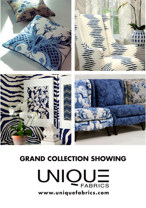 Grand Collection Unique Fabrics
