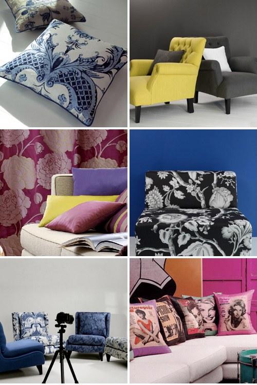 Unique Fabrics Large Prints
