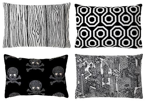 Exposure cushions