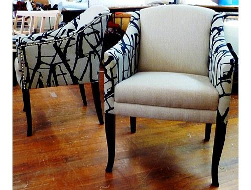 Montreux Chair 2, Unique Fabrics