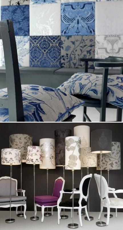 Blueprint Chivasso Unique Fabrics