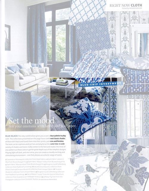 Blueprint Belle Unique Fabrics