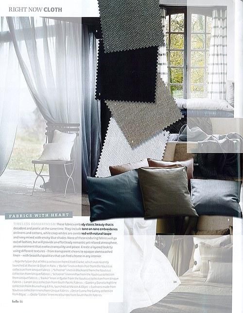 Nauticus Linen Unique Fabrics