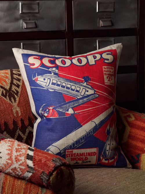 Scoop Unqiue Fabrics