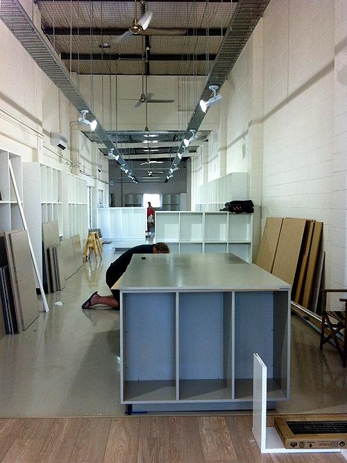 Brisbane Showroom 2