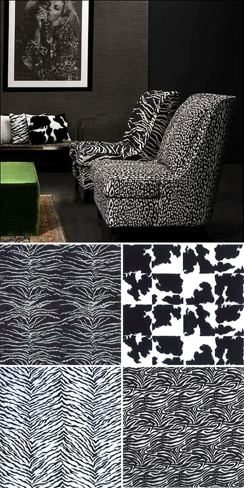Carlucci Unique Fabrics Animal