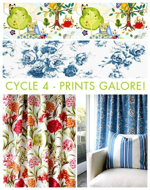 Cycle 4 prints
