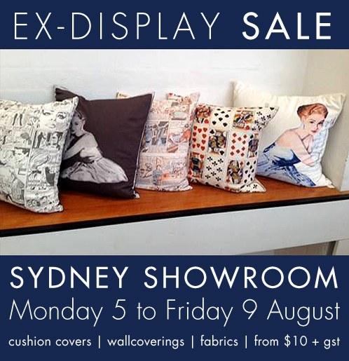 Bargains at Sydney