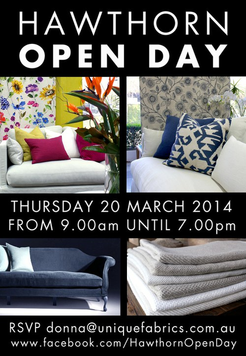 Hawthorn Open Day