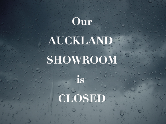Auckland is closed