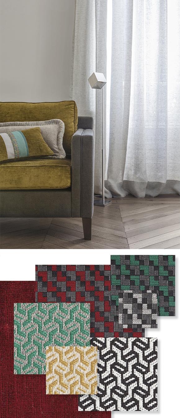 Houles Fabrics 2017