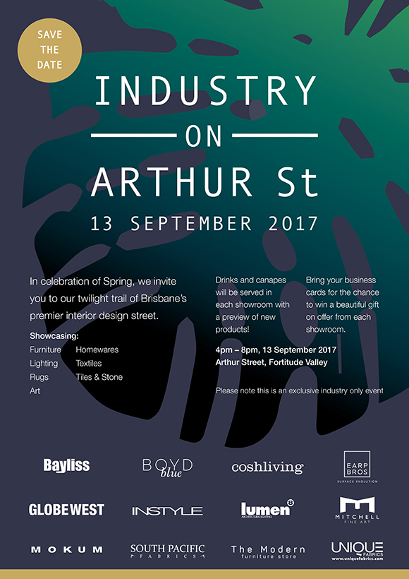 Industry on arthur