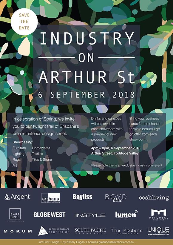 Industry on arthur