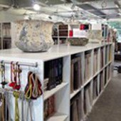 MDC Showroom Unique Fabrics