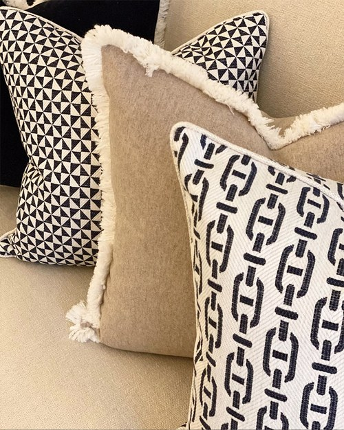 Burlington cushions