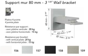 64431 2 Cosmo Wall Brack