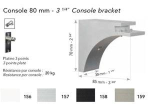 64454 1 Deco Console Cosm