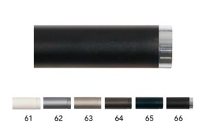 62636 2 Aix Finials 20mm