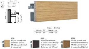64402 Cosmo 2 Rail 180cm