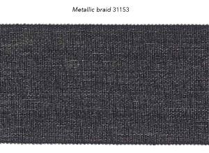 31153 Palladio Braid 65mm